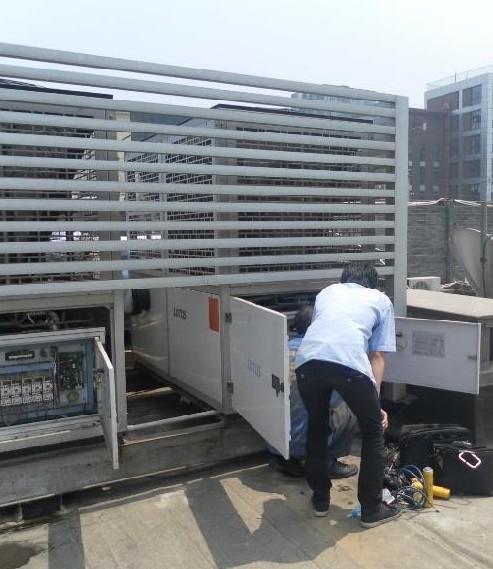 天津中央空调清洗